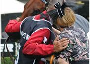 More Joyous winning the Group 2 Canterbury Stakes 19th March.Thanks Lisa Grimm for the great photos!