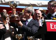 Owner, Andrew Roberts and the Melbourne Cup
