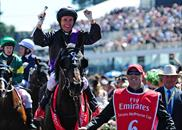 Damien Oliver and Fiorente